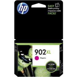 HP 902XL High-Yield Magenta Ink Cartridge (T6M06AN#140)
