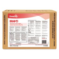 Diversey™ Bravo® Heavy-Duty Low-Odor Stripper, 640 Oz