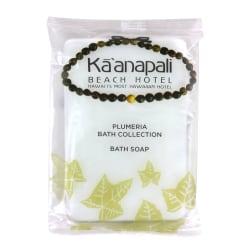 Ka'anapali Beach Plumeria Scent Body Soap In Sachet, 1.5 Oz