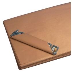 "Office Depot® Brand Kraft Paper Sheets, 50 Lb, 18"" x 24"", 100% Recycled, Kraft, Case Of 1,000"