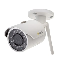 Q-See™ Wi-Fi 3MP Bullet Security Camera, QCW3MP1B16