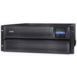 APC by Schneider Electric Smart-UPS 3000VA Tower/Rack Mountable UPS - 4U Rack/Tower - 3 Hour Recharge - 6 Minute Stand-by