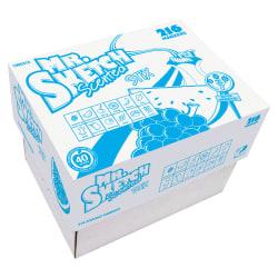 Mr. Sketch Stix Classpack Scented Markers - Fine Marker Point - 0.8 mm Marker Point Size - Bullet Marker Point Style - Black, Blue, Green, Orange, Red, Yellow, Dark Green, Brown, Magenta, Purple, Pink, ... Water Based Ink - 216 / Box