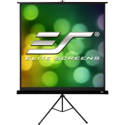 Elite Screens Tripod T119UWS1-PRO Portable Projection Screen
