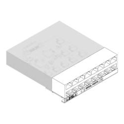 Lantronix SLC 8000 16-Port RS-232 RJ45 I/O Module - For Data Networking