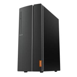 Lenovo® IdeaCentre 510A Desktop PC, Intel® Core™ i7, 16GB Memory, 512GB Solid State Drive, Windows® 10 Home