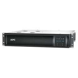 APC® Smart-UPS 6-Outlet Rack-Mount Uninterruptible Power Supply, 1,440VA/1,000 Watts, SMT1500RM2UC
