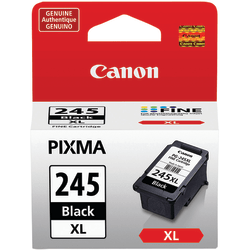 Canon PG-245XL High-Yield Black Ink Cartridge