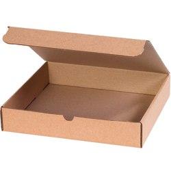 "Office Depot® Brand Literature Mailers 11 3/4"" x 10 3/4"" x 2 1/4"", Kraft, Bundle of 50"