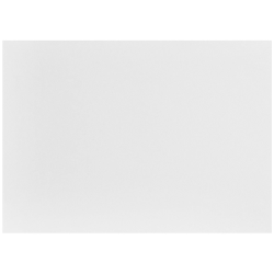 """JAM Paper® Blank Cards, 3 1/2"""" x 4 7/8"""", White, Pack Of 100"""