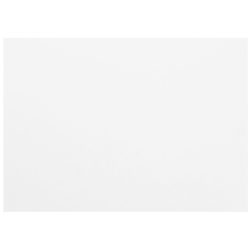 """JAM Paper® Note Cards, 4 5/8"""" x 6 1/4"""", White, Pack Of 100"""