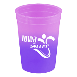 Cool Color Change Cup 12oz