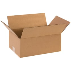 """Office Depot® Brand Corrugated Boxes 11"""" x 8"""" x 5"""", Bundle of 25"""