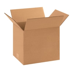 """Office Depot® Brand Corrugated Boxes 11 1/4"""" x 8 3/4"""" x 10"""", Bundle of 25"""