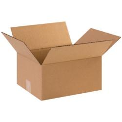 "Office Depot Brand Heavy-Duty Boxes 12"" x 10"" x 6"", Bundle of 25"