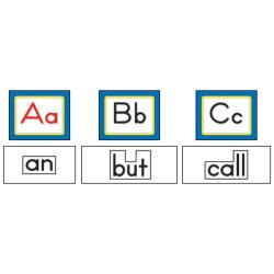 Carson-Dellosa Quick Stick™ Word Wall Bulletin Board Set — Grade K