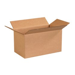 13in(L) x 7in(W) x 7in(D) - Corrugated Shipping Boxes