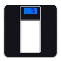 "Brecknell® BS-713 Digital Medical Body Fat Scale, 12""H x 12""W x 13/16""D, Black"