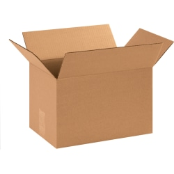 14in(L) x 9in(W) x 9in(D) - Corrugated Shipping Boxes