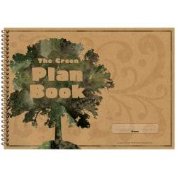 Carson-Dellosa Green 100% Recycled Plan Book