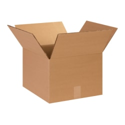 "Office Depot® Brand Double Wall Boxes 14"" x 14"" x 10"", Bundle of 15"