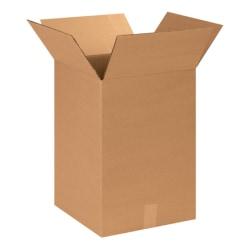 "Office Depot® Brand Corrugated Boxes 14"" x 14"" x 20"", Kraft, Bundle of 20"