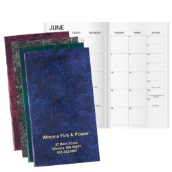 Marble Monthly Planner