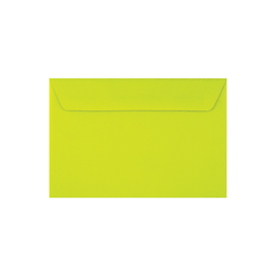 """LUX Booklet Envelopes With Moisture Closure, #6 1/2, 6"""" x 9"""", Wasabi, Pack Of 50"""