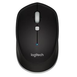 Logitech® M535 Wireless Bluetooth® Mouse, Black, 910-004432
