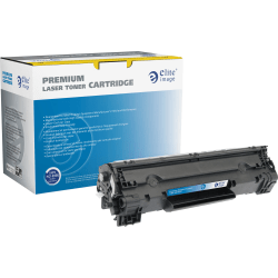 Elite Image Remanufactured MICR Toner Cartridge - Alternative for HP 83X - Black - Laser - High Yield - 22000 Pages - 1 Each
