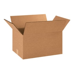 """Office Depot® Brand Double Wall Boxes 18"""" x 12"""" x 10"""", Bundle of 15"""