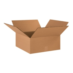 """Office Depot® Brand Double Wall Boxes 18"""" x 18"""" x 8"""", Bundle of 15"""