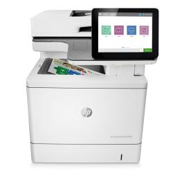 HP M578c LaserJet Enterprise Flow All-In-One Color Printer, 7ZU87A#BGJ