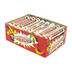 Smarties Mega Smarties Rolls, Box Of 24
