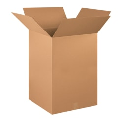 """Office Depot® Brand Corrugated Boxes 22"""" x 22"""" x 30"""", Bundle of 10"""