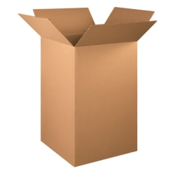 22in(L) x 22in(W) x 36in(D) - Corrugated Shipping Boxes