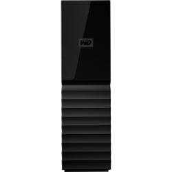 WD My Book® 4TB External Hard Drive, USB 2.0/3.0, WDBBGB0040HBK-NESN