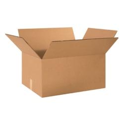 24in(L) x 18in(W) x 12in(D) - Corrugated Heavy-Duty Doublewall Shipping Boxes