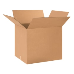 "Office Depot® Brand Corrugated Boxes 24"" x 18"" x 20"", Bundle of 15"