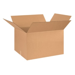 26in(L) x 20in(W) x 16in(D) - Corrugated Shipping Boxes