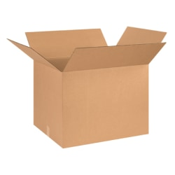 26in(L) x 20in(W) x 20in(D) - Corrugated Shipping Boxes