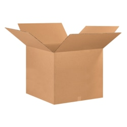 26in(L) x 26in(W) x 20in(D) - Corrugated Shipping Boxes