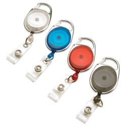 Swingline® GBC® Carabiner ID Badge Reel