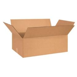 "Office Depot® Brand Corrugated Boxes 27"" x 14"" x 9"", Kraft, Bundle of 20"