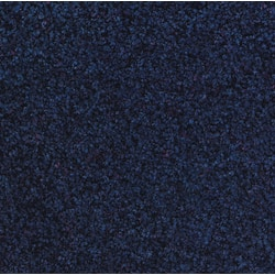 M + A Matting  Stylist Floor Mat, 3' x 8', Midnight Blue