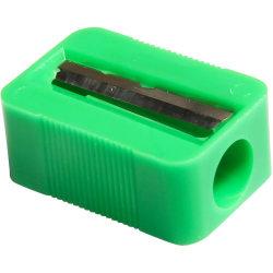 Baumgartens® Single-Hole Pencil Sharpeners, Assorted Colors (No Color Choice)