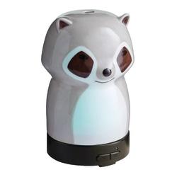 "Airome Ultrasonic Essential Oil Diffuser, 6-1/4"" x 3-3/4"", Raccoon"