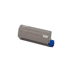 Oki Toner Cartridge - Black - Laser - 11000 Pages - 1 Pack