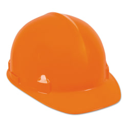 Jackson Safety SC-6 391 HDPE Hard Hat, Size 6 1/2 - 8, HV Orange