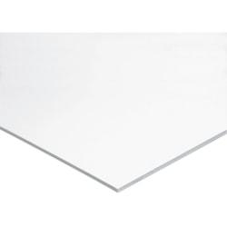 """Pacon® Original Foam Core Graphic Art Board, 20"""" x 30"""", White, Carton Of 25"""